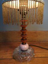 ☄Vintage Bakelite Table Desk Lamp W/shade