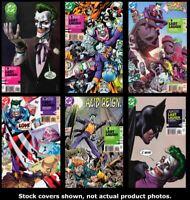 Joker: Last Laugh 1 2 3 4 5 6 DC 2001 Complete Set Run Lot 1-6 VF/NM