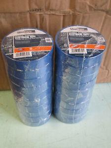 Lot of 20 Shurtape EV 57 Colored Vinyl Electrical Tape BlUE (QTY20) U15