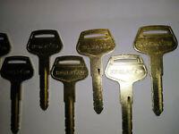 Komatsu 787 Schlüssel Ersatzschlüssel für Baumaschinen