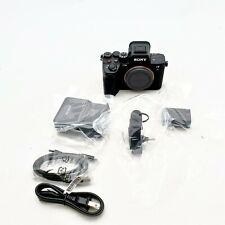 Sony Alpha 7S III Full-frame Interchangeable Lens Mirrorless Camera