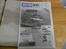 AVIATION NEWS V11 #10 1982 AEROPLANE AIRPLANE  SCALE PLAN McDONNELL F3H DEMON