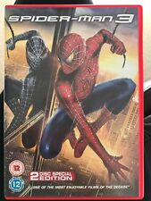 Spider-Man 3 (DVD, 2007, 2-Disc Set) Special Edition