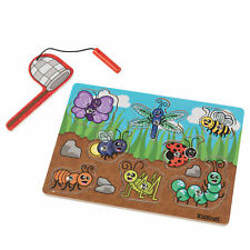 Kidkraft Bug Magnetic Wooden Puzzle Fun Wooden Game
