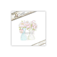 Magnolia Rubber Stamps Bouquets of Love, NEW