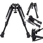 "Adjustable 6"" to 9"" Leg Sniper Hunting Rifle Bipod Sling Swivel Holder Mount XP"