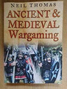 Neil Thomas Ancient & Medieval Wargaming wargame rules