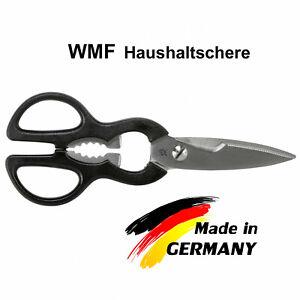 WMF Haushaltschere Schere Küchenschere Allzweckschere Haushaltsschere VA 21 cm