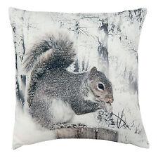 Kg020.006 - Kissen Squirrel 40x40 Cm grau