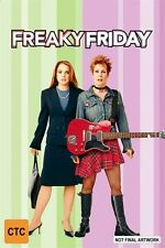 Freaky Friday (2003) NEW DVD Jamie Lee Curtis Lindsay Lohan (Region 4 Australia)
