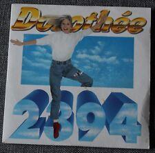 Dorothee, 2394 / une chanson, CD single