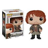 NEW Pop Outlander Jamie Fraser Vinyl Action Figure 251# With Box (FREE SHIP USA)