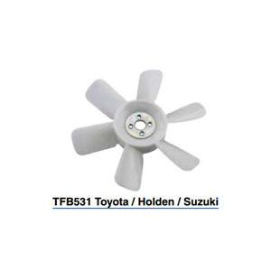 Tru-Flow Radiator Fan TFB531
