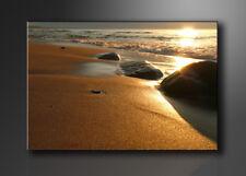 Visario Bild auf Leinwand Markenware Strand 120x80cm XXL 5035>