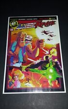 AmeriKarate #1 Cover A Action Lab Danger Zone 2017 First Print Sold Out McKinney