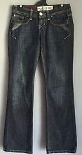RARE USA - Ladies LTB 1948 Boyfriend Jeans Dark Blue Denim Jeans Size W26/L32