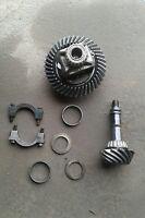 Chevy GM 10 bolt 8.5 3.42 ratio open carrier 30 spline axle ring gear pinion 4x4