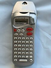 DYMO LetraTag Personal Label Maker 11944 Silver - Great used condition!