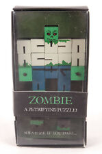 Zombie Petrifying Puzzle, Halloween, Wooden 3D Puzzle