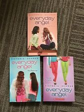 Everyday Angel Lot Of 3 New Beginning Second Chance Last Wishes Victoria Schwab