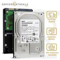 HUS726060AL5210 HGST 6TB 12G 7.2K LFF 3.5/'/' SAS HDD HARD DRIVE