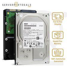 "Hitachi 3TB 3.5/"" SAS Hard Drive HUS723030ALS640 520 Block Size"