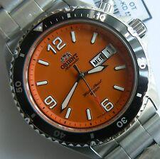 ORIENT FEM65001M. Mako. Automatic watch. 20 ATM. Diver. New!
