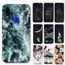 For Samsung Galaxy A50 40 30 M30 20 10 Soft Rubber TPU Pattern Phone Case Cover