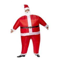 Costume Adulto Natalizio, Babbo Natale Gonfiabile PS 01491