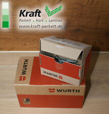 Linsenkopfschrauben, 500 Stück, Würth, für Sockelleisten 3,5x50mm, 3 Farben mögl