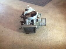 Vintage ISO Double Barrel carburetor w glass float bowl 1970s? Japanese  import?