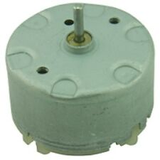 Faible inertie 6V motor 2700rpm