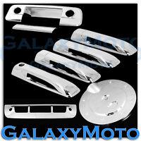 Scion 07-12 xD+08-13 xB+05-08 xA+05-10 tC Chrome 4 Door handle no PSG KH Cover