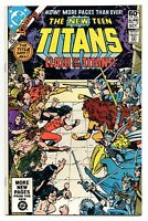 New Teen Titans Vol 1 No 12 Oct 1981 (VFN) DC Comics, Modern Age (1980 - Now)