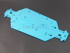 04001 Metal Chassis 03601 For HSP RC 1:10 Buggy Truck Upgrade Spare Parts Blue