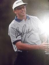 Australian Golfer ROBERT ALLENBY hand signed photo