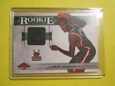 Larry Sanders 2010-2011 Panini Threads Rookie Collection Jersey #D 277/399
