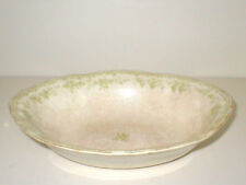 FURNIVALS 19th Century China,WALDEN-Green: SERVING?BOWL, 1890?s