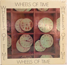 Ananta / Wheels Of Time vinyl LP/ Advance promo copy 1978 Ex+ Prog Rock