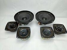 "Sony 3.5"" & 5.5"" Speaker Lot 4Ω 8Ω 16Ω 10w 20w -  Sony WEGA TV ohm 529-831-11"