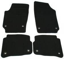 Fußmatten Set für VW POLO 9N 6/03-5/09 Passform Autoteppiche Matten