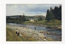 Balmoral Castle & River Dee Postcard 644a