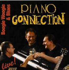 PIANO CONNECTION / LIVE! 2010-BOOGIE WOOGIE & BLUES[CD] by TURICAPHON