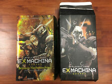 Hot Toys Appleseed Saga Ex Machina Briareos EMPTY BOX, AND HANDS