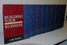 x10 Building Your Network Marketing Business Audio CD by Jim Rohn