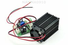 Focusable 808nm 300mw IR Infra-Red Laser Diode Line Module 12V Long-Time Work