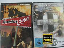 Action Collection Paket Konvolut Sammlung - Death Race 2050 & Next Generation