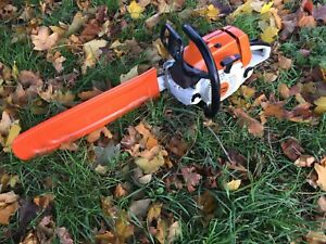 STIHL MS 260C Forestry Chainsaw