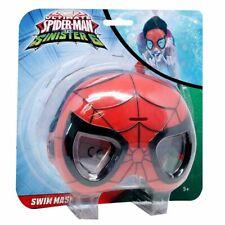 AK Sports Duikmasker Spiderman Zwemmasker Duikbril Zwembril Masker Zwemmen