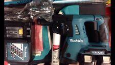 Tassellatore A Batteria 36v Makita Dhr263 + 2 Bl1850 + Dc18rc + Borsa Nuovo Liti